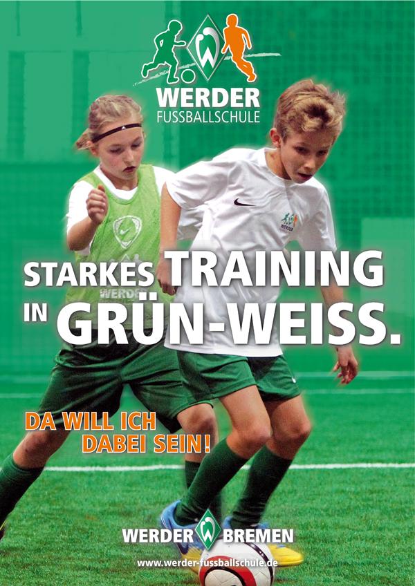 Werder Fußballschule