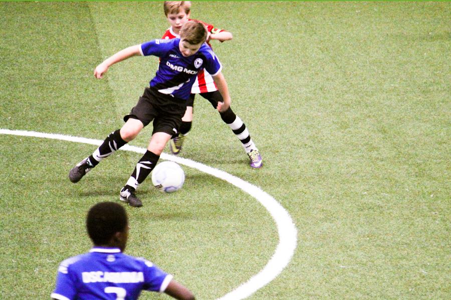 Spielszene aus der Partie gegen Arminia Bielefeld
