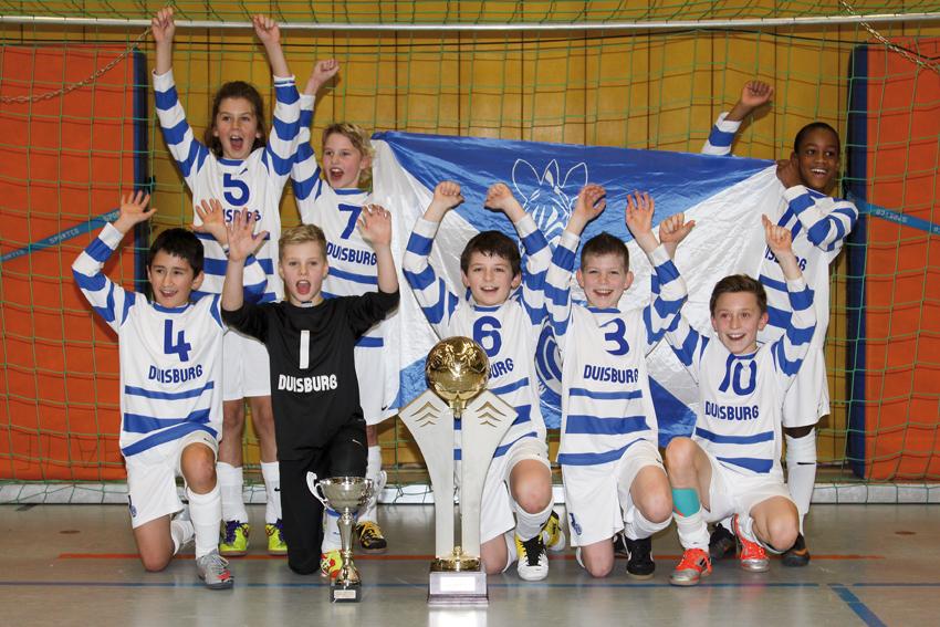 Sieger des GGC 2013: MSV Duisburg