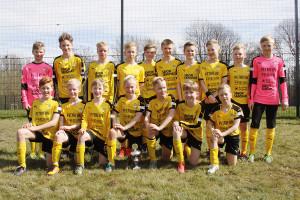 Kups aus Finnland sicherte sich den Sieg im Bronze-Cup, der auf dem Jugendspielfeld ausgetragen wurde.